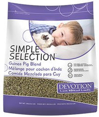 Armstrong Devotion Simple Selection Small Animal Food - Guinea Pig - Canadian Pet Connection