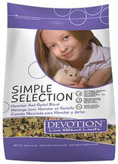 Armstrong Devotion Simple Selection Small Animal Food - Hamster & Gerbil - Canadian Pet Connection