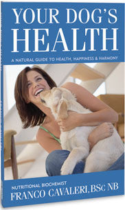 BIOLOGIC BOOK Your Dog's Health by Franco Cavaleri