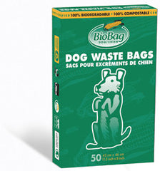 BIO BAGS Dog Waste Bags (Poop Bags) - Canadian Pet Connection