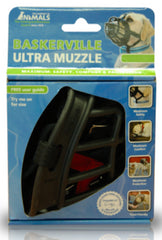 BASKERVILLE ULTRA MUZZLES - Sizes 1 - 6 - Canadian Pet Connection