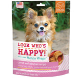 Big Creek Foods Look Who's Happy Wraps - Canadian Pet Connection