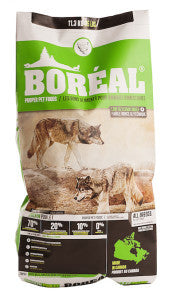 BOREAL PROPER Dog Food (Zinpro)  for All Life Stages