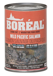 BOREAL Back to Basics Dog Food (CANS) - Lower in 'Glycemic Index' - Grain Free for All Life Stages - Canadian Pet Connection