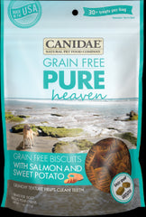 CANIDAE Grain Free Pure Heaven Biscuits for Dogs - Canadian Pet Connection