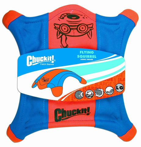 CHUCK IT Flying Squirrel by Canine Hardware - Medium / Large
