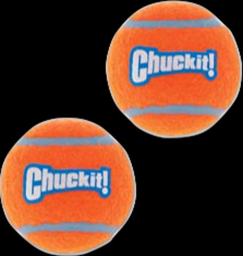CHUCK IT Tennis Balls by Canine Hardware - Small / Medium / Large / X-Large