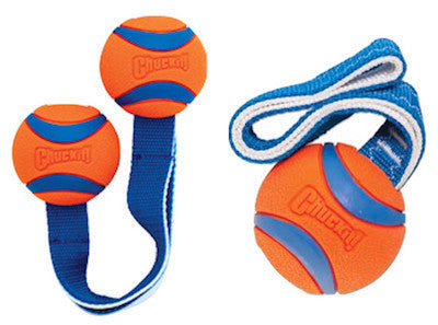 CHUCK IT Tug and Toss Toys by Canine Hardware - Ultra Tug / Ultra Duo - Canadian Pet Connection