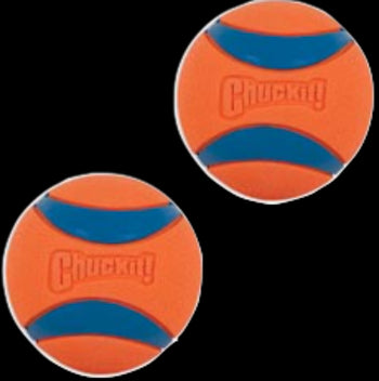 CHUCK IT Ultra Balls by Canine Hardware - Small / Medium / Large / X-Large / XX-Large Category: Store > Dog Products > Dog Toys