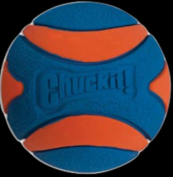 CHUCK IT Ultra Squeaker Balls by Canine Hardware - Small / Medium / Large