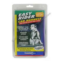 COASTAL Easy Rider Car Harness (Seat Belt) - Canadian Pet Connection
