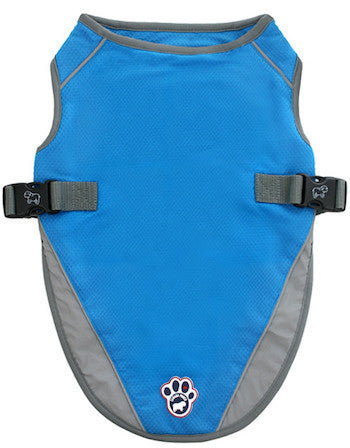 CANADA POOCH Chill Seeker Cooling Vest - Canadian Pet Connection