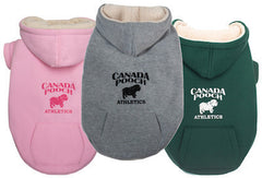 CANADA POOCH Cozy Caribou Hoodie - Canadian Pet Connection
