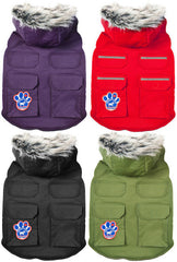 CANADA POOCH Everest Explorer Jacket - Canadian Pet Connection