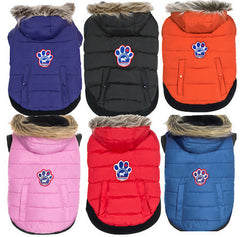 CANADA POOCH North Pole Parka - Canadian Pet Connection