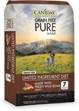 Canidae Adult Dog Food Pure Wild Grain Free with Wild Boar - Canadian Pet Connection