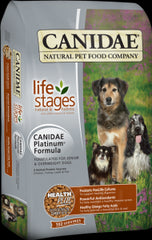 CANIDAE Platinum Dog Food Senior and Weight Management Dog Food - Canadian Pet Connection