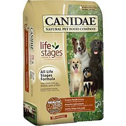CANIDAE Dog Food (Chicken, Turkey, Lamb and Fish Formula)-for All Life Stages