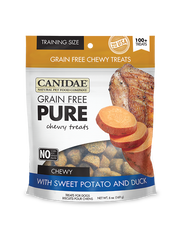 Canidae Grain Free Pure Chewy Treats for Dogs - Canadian Pet Connection