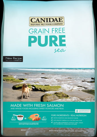 CANIDAE Grain Free Dog Food - Pure Sea - for All Life Stages