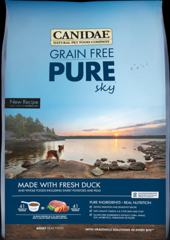 CANIDAE Grain Free Dog Food - Pure Sky - for All Life Stages