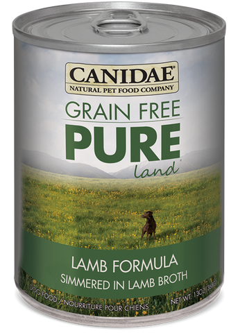 Canidae Grain Free Pure  Wet Canned Dog Food