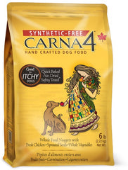 Carna4 Handcrafted Dog Food for All Life Stages - Chicken Formula
