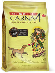 Carna4 Grain Free Duck Dog Food