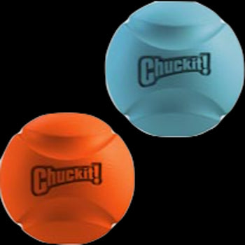 CHUCK IT Fetch Balls by Canine Hardware - Small / Medium / Large - Canadian Pet Connection