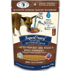 Clear Conscience Pet Super Gravy - PawJus Beef Liver and Veggies