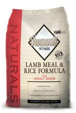 DIAMOND Naturals Lamb Adult Dog food