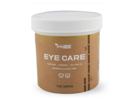 Define Planet BooWipes Eye Care Wipes for Pets