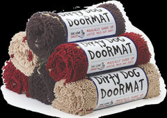 DOG GONE SMART Dirty Dog Doormat - Various Sizes and Colours - Canadian Pet Connection