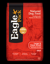 EAGLE PACK Large Breed and Giant Breed Adult Dog Food - Canadian Pet Connection