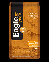 EAGLE PACK Power Adult Dog Food - Canadian Pet Connection