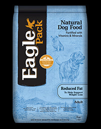 EAGLE PACK Reduced Fat Adult Dog Food - Diet and Weight Management