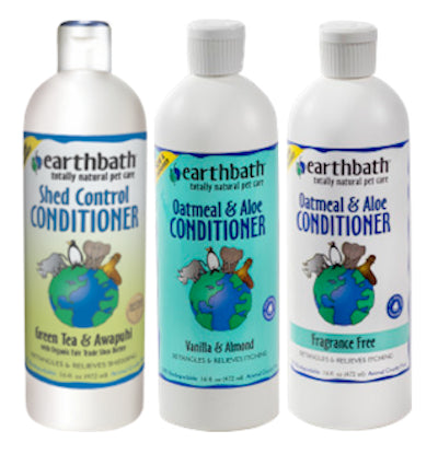 EARTHBATH Totally Natural Conditioner for Dogs