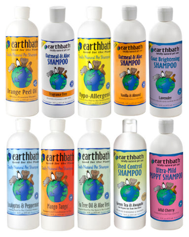 EARTHBATH Totally Natural Shampoo for Dogs