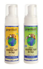 EARTH BATH Waterless Grooming Foam for Dogs - Canadian Pet Connection