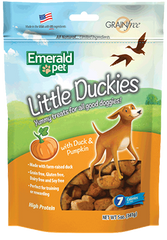 Emerald Pet Little Duckies Dog Treats