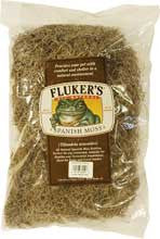 FLUKERS Moss Bedding and Repta Bark - Canadian Pet Connection