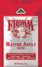 FROMM Classic Mature Senior Dog Food - Canadian Pet Connection