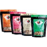FROMM Four Star Grain Free Dog treats Parmesan/Chick w carrots/ Lamb w Cranberry/Salmon - Canadian Pet Connection