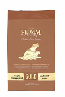 FROMM Gold Diet and Weight Management Dog Food