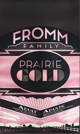 FROMM Grain Free Prairie Gold Adult Dog Food - Canadian Pet Connection