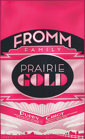FROMM Grain Free Prairie Gold Puppy Dog Food - Canadian Pet Connection