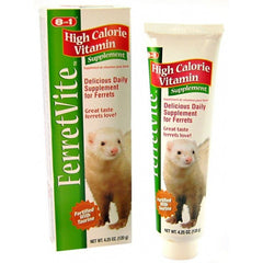 Favorites 8 IN 1 FERRETVITE High Calorie Vitamin for Ferrets - Canadian Pet Connection