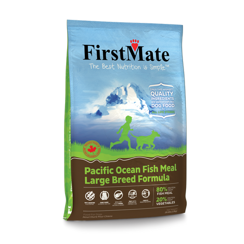 FIRST MATE Pacific Ocean Fish Large Breed Dog Food