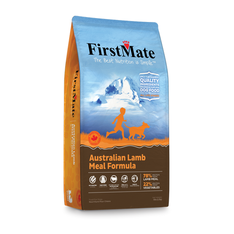 FIRST MATE Dog Food - Australian Lamb - Grain Free