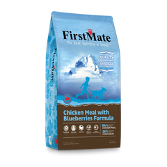 FIRST MATE Chicken with Blueberries Dog Food - Grain Free - For All Life Stages - Canadian Pet Connection